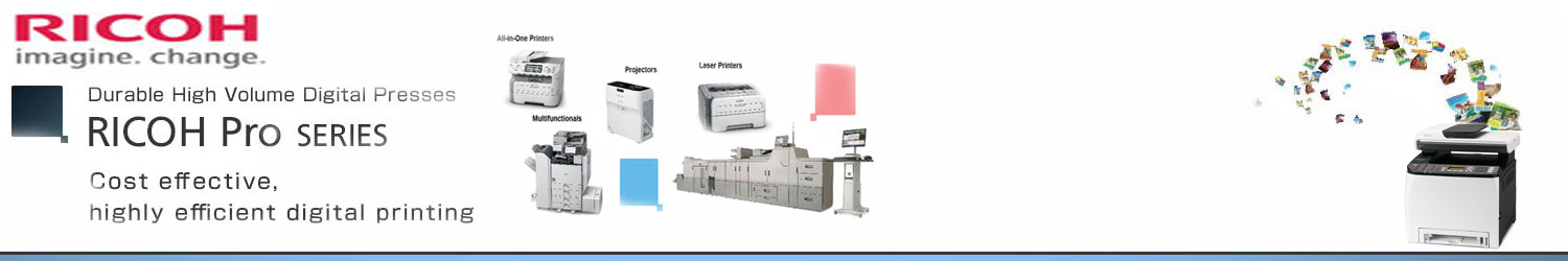 Ricoh Printer Banner