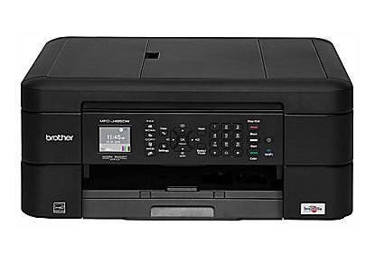 Brother MFC-J485DW printer cartridge supplies