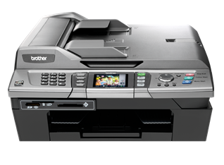 Brother MFC-820CW printer cartridge supplies
