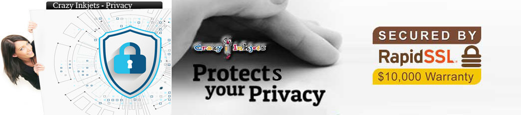 Crazy Inkjets Privacy Notice
